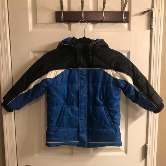 c1396c47e017 Nike reversible winter jacket w  removable hood. M 5be767a634a4ef477c6a3fad
